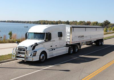 Foltz Trucking offers the opportunity to become an owner-operator. We have a lease to purchase program on new or used Volvo equipment. Call us at 800.346.3950 or email us today for more information.